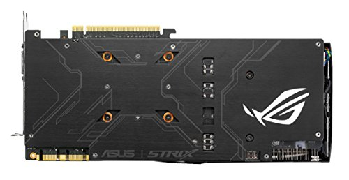 Image ASUS GeForce GTX 1070 8GB ROG STRIX OC Edition Graphic Card STRIX-GTX1070-O8G-GAMING no. 3