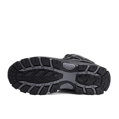 De Marche Air Et noir Pche Impermables Bottes Sport mastery Plein Couple Antidrapantes H Randonne B Adultes Chaussures Respirant Unisexes 6OgXxWU