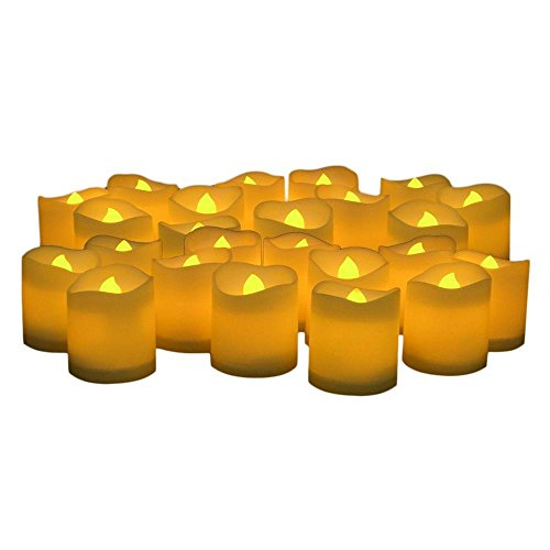 Flameless Candles Flickering Battery Operated product image