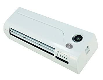 Beau Prem I Air PTC Over Door Heater/Fan With Remote Control And Timer