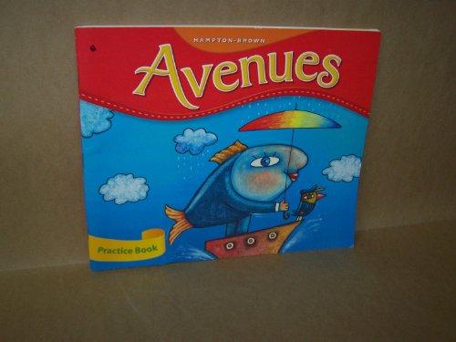 Avenues A: Practice Book (Alphachant Phonics)
