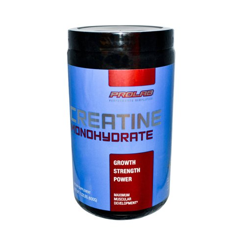PROLAB NUTRITION CREATINE MONOHYDRT PWD BN, 300+300 by ProLab