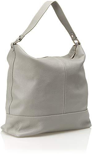 Bag Shoulder Cbc3316tar Grey Women's grigio Chicca Borse wSyxqvOacp