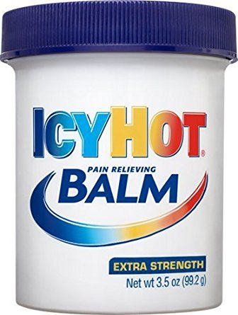 - Icy Hot Balm Size 3.5z Icy Hot Extra Strength Balm