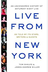 Live From New York by Shales, Tom, Miller, James Andrew [06 November 2003]