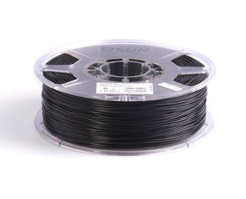 14 opinioni per eSUN- Filo PLA300B1 per stampante 3D, 1kg, 3mm, nero