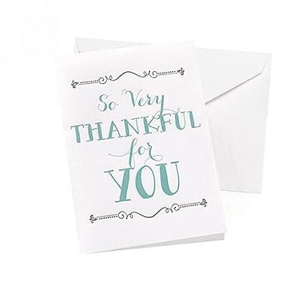 amazon com hortense b hewitt 35208 50 count so very thankful thank