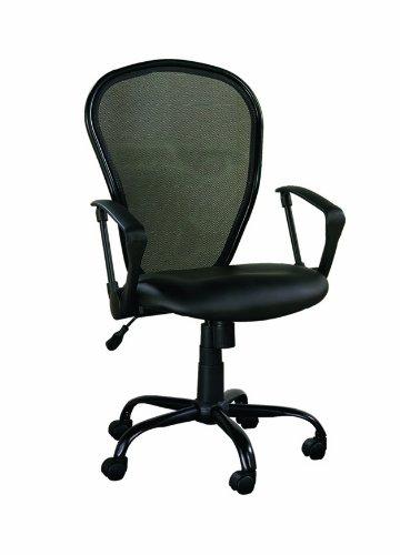 Z-Line Designs Mesh Back Chair, Black (Chair Designs Z-line Task)