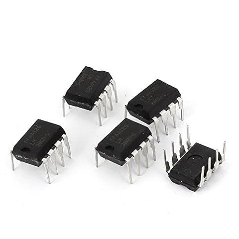 20 Pieces LM386N-1 LM386N LM386 Low Voltage Audio Power Amplifier