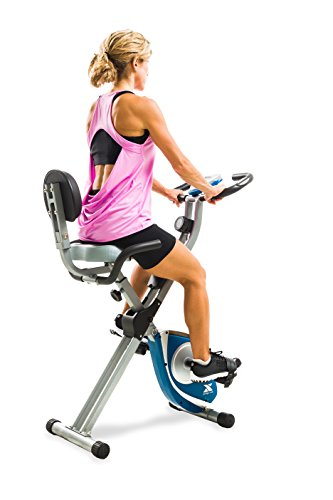 XTERRA Fitness FB350 Folding Exercise Bike, Silver by XTERRA Fitness (Image #6)