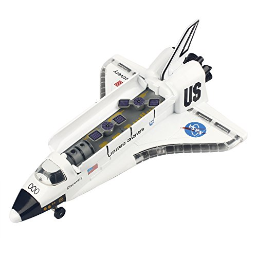 MyLifeUNIT NASA Space Shuttle Die-cast Model, 8