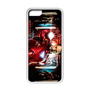 TYHde Iron Man Design Personalized Fashion High Quality Phone Case For Iphone 5/5s ending