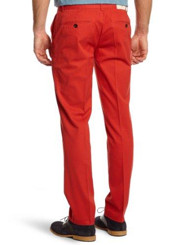 FARAH® - Pantalón para hombre Naranja (Burnt Orange)
