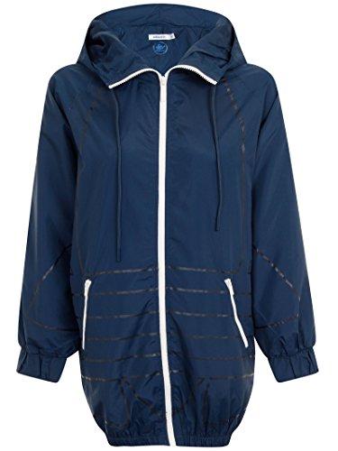 adidas Originals Womens Trefoil WB Hooded Jacket UK Size 14 (EU 40) (Adidas Originals Tracksuit Women)