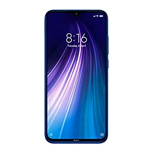 Redmi Note 8 (Neptune Blue, 4GB RAM, 64GB Storage) | Snapdragon 665 Processor | 48 MP Quad Camera