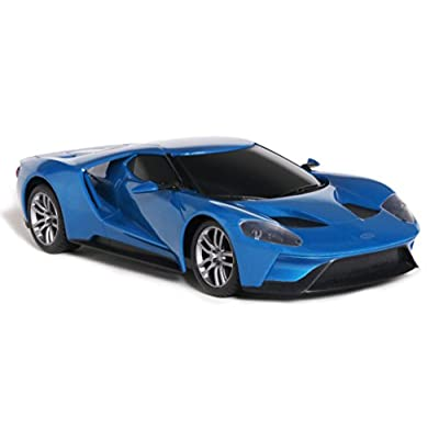 Maisto R/C 1:24 Scale 2020 Ford GT NAIAS Variable Color Radio Control Vehicle (Colors May Vary): Toys & Games