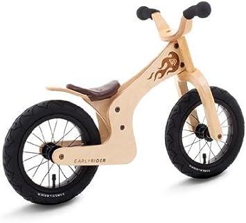 EARLY RIDER 1200 - Bicicleta Infantil de Madera (Altura del Marco: 30,48 cm, tamaño de Las Ruedas: 12