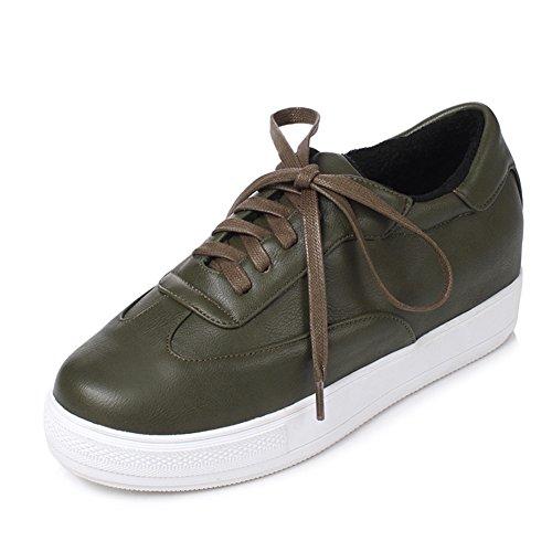 zapatos ocasionales de profunda estudiante B altura zapatos aumento del Primavera el Zapatos boca UIOxtw4qz