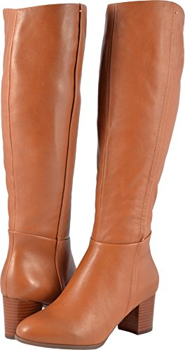 Vionic Womens Tahlia Knee-High Boot Brown Size 9.5 by Vionic