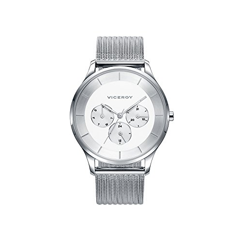 Viceroy 42301-07 Gray Men's Watch