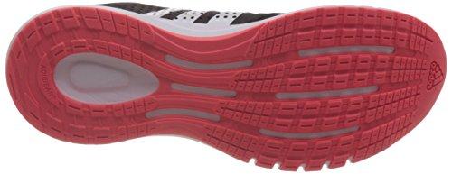 adidas Madoru W - Zapatillas de running para mujer Negro / Blanco / Rosa