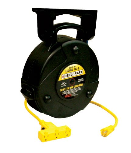Reelcraft Electric Cord Reel - 9