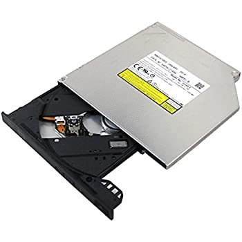 New Super Multi 8X DVD+-RW DL DVD-RAM 24X CD-RW Burner Matshita DVD-RAM UJ8E2 Panasonic UJ-8E2 for Lenovo Acer Asus Toshiba HP Dell Fujitsu Laptop Internal ...