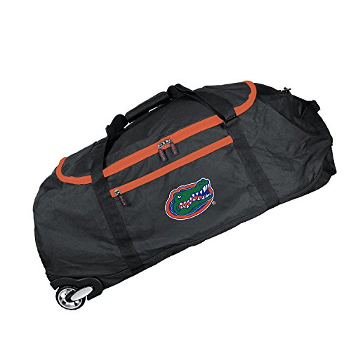 (NCAA Florida Gators Crusader Collapsible Duffel, 36-inches)