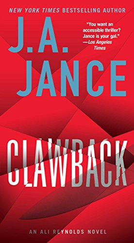 Leland Series - Clawback: An Ali Reynolds Novel (Ali Reynolds Series Book 11)
