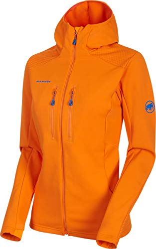Mammut Damen Chaqueta Eiswand Advanced Ml Hooded Mujer Jacket