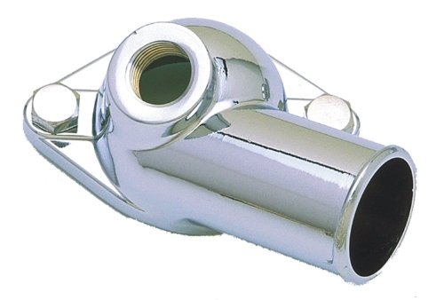 Trans-Dapt 9468 Chrome O-Ring Water Neck ()