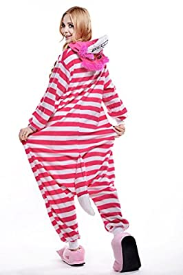 Adult Unisex Anime Cosplay Outfit Costume Onesies Pajamas Romper Clothing