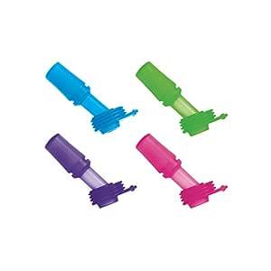 CamelBak Big Bite Valves 4 Colour Pack + Eddy Kids Bite
