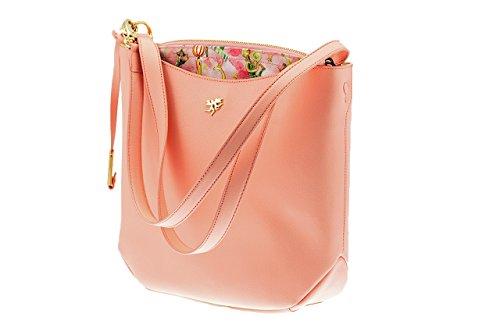 Piero Guidi Tote Bag Taschen Neu Damen Accessoir. Rosa