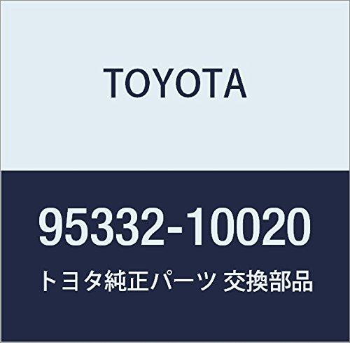 Toyota 95332-10020 Fuel Hose