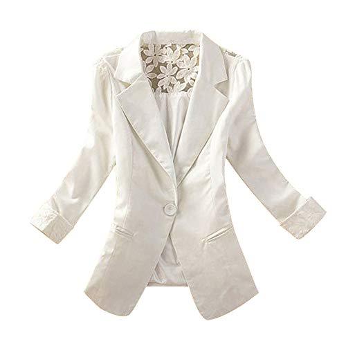 CoatcolorSchwarzSize Vent Targogo Trench Vêtements Hiver Manches Longues Manteaux Button Casual Chaud L Fit Femme Slim Coupe Unicolore Confortables NOvnwm80