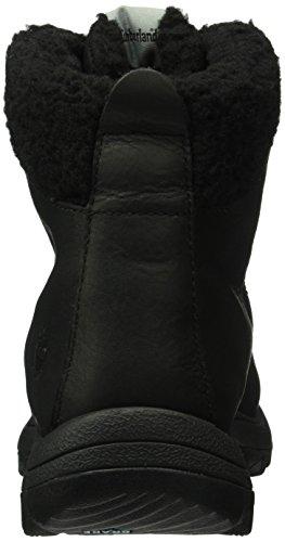 Mid 0 black Women's Warm Short Canard Grain Boots Wp 2 Timberland canard Tbl Resort Bootees shaft Full lined Schwarz canard And Forty Black UzYqI