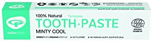 The Green People Company 50 ml Organic Minty Cool Toothpaste