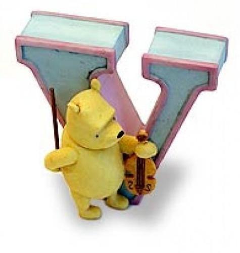 (Pooh's Alphabet Letter V)