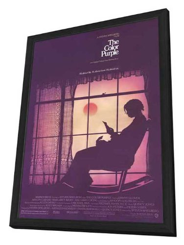 The Color Purple - 27 x 40 Framed Movie Poster