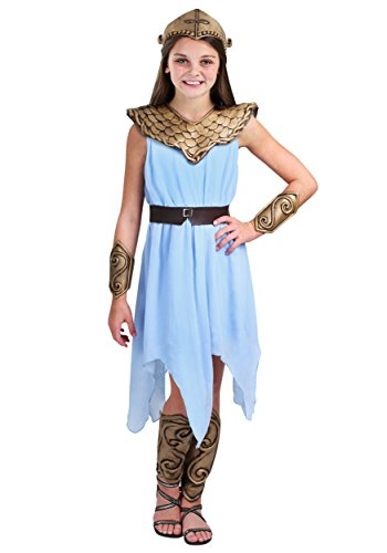 Athena Girls Costume Large (Costume Of Athena)