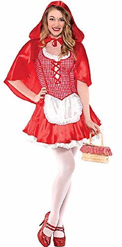 Miss Red Riding Hood Costume - Teen (Little Miss Riding Hood)