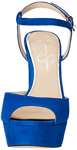 Sandal Women's Simpson Electric Suede Lorinna Heeled Jessica xOZwS1qx