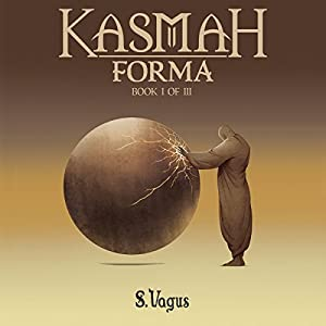 Kasmah Forma, Book 1 Audiobook