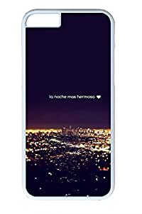 City Night 2 Slim Soft For SamSung Galaxy S4 Case Cover Case PC White Cases