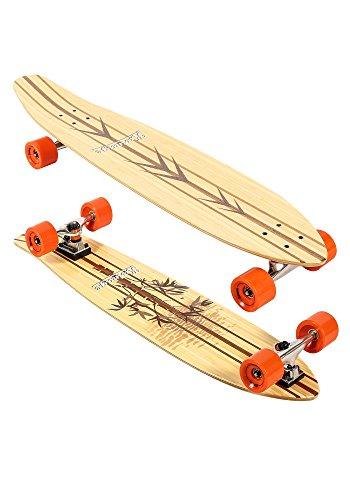 """Karnage Bamboo 38"""" Longboard"""