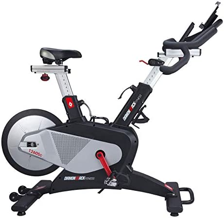 Diamondback Fitness 1260Sc Studio Cycle, Commercial Grade Rear Wheel Magnetic Resistance Spin Bike