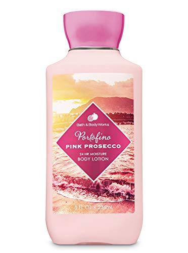 Bath & Body Works Portofino Pink Prosecco Super Smooth Body Lotion 8 fl oz / 226 - Bath Portofino