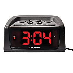 AcuRite 13019W2 5.4 Intelli-Time Alarm Clock