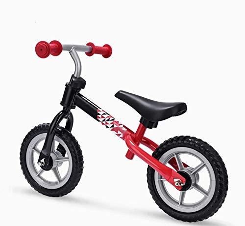artículos novedosos Zhicaikeji Equilibrio Infantil de 10 Pulgadas para niños. Bicicleta para para para niños sin Bicicletas. Andador para niños.  Sin impuestos